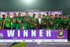 Tamim hundred paves way for Bangladesh series win - Cricket News