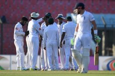 Mehedi five-for on debut headlines seesaw first day - Cricket News