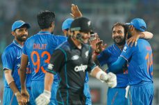 Mishra five-for delivers series win - Cricket News