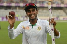 Mehedi vaults into 33rd position after Mirpur heroics - Cricket News