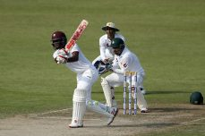Resilient Brathwaite leads West Indies reply - Cricket News