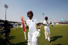 West Indies edges ahead after Brathwaite, Holder heroics - Cricket News