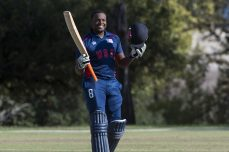 Taylor, Patel lead USA to third straight win - Cricket News