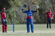 Kamau Leverock powers Bermuda to victory - Cricket News