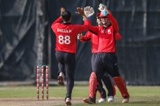 Hayat, bowlers seal comprehensive win for Hong Kong - Cricket News