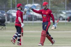 Jersey triumph in thriller  - Cricket News