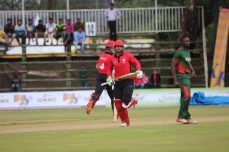 Hayat, bowlers seal win for Hong Kong - Cricket News