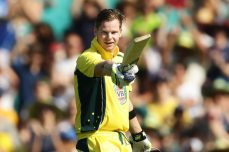 Smith's 164 puts Australia 1-0 up - Cricket News