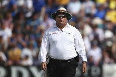 Marais Erasmus wins David Shepherd Trophy for ICC Umpire of the Year - Cricket News