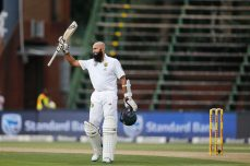 Amla 125* in 100th Test, Duminy 155 boost South Africa - Cricket News