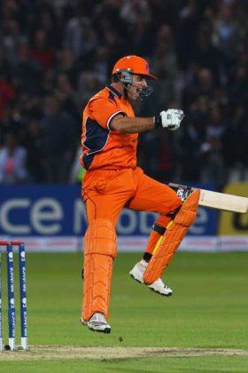 Ten Doeschate's all-round show seals Kenya's fate - Cricket News