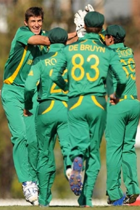 Match of the day: SA beat SL - Cricket News