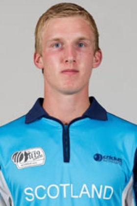 Scotland's Ross swaps bat for ball - Cricket News