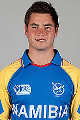 Baard holds the key for Namibia - Cricket News
