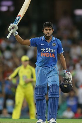 ​Manish Pandey leads India to consolation victory - Cricket News