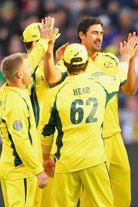 Warner, Starc power Australia to 3-0 sweep - Cricket News