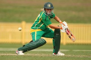 Mignon Du Preez feels her team is up there with the best teams. - ICC T20 News