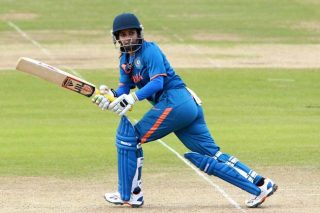 Mithali Raj is relieved after India won the playoffs qualifying for the  ICC Women's World Twenty20 2014. - ICC T20 News