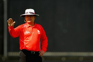 Ian Gould has been nominated for the David Shepherd Trophy for ICC Umpire of the Year award. - ICC T20 News