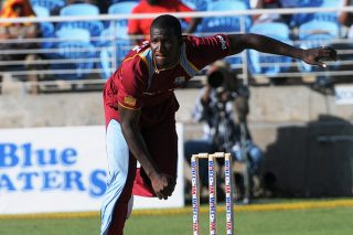Darren Sammy led from the front with the ball, with 3 for 22, after he saw his batsman succumb to Ireland's disciplined and steady bowling. - ICC T20 News