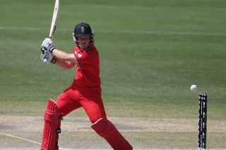 England wins thriller to finish third - Cricket News