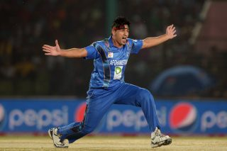 Hamid suffered an injury in the ongoing Asia Cup and, as such, has been ruled out of the ICC World Twenty20 2014. - ICC T20 News