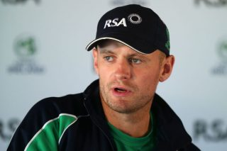 Ireland captain William Porterfield played down the tag of 'favourites' and said there was everything to play for in the first round. - ICC T20 News