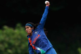 Gouher Sultana picked up three wickets for 17 runs. - ICC T20 News