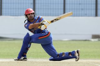 Mohammad Nabi will become the second player to captain Afghanistan in 10 T20I matches.  - ICC T20 News