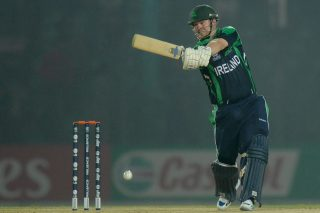 Stirling has hit the second fastest T20I 50, off just 17 balls, against Afghanistan in March 2012.  - ICC T20 News