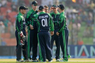 Ireland beats Zimbabwe in a thriller. - ICC T20 News