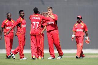 Another defeat on Wednesday will end Zimbabwe's interest in the competition. - ICC T20 News