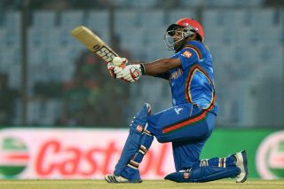 Mohammad Shahzad's 68 took Afghanistan to a win against Hong Kong.  - ICC T20 News