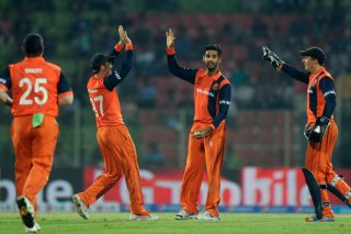 Netherlands hopes to stay on top of the Group B table as it takes on Zimbabwe. - ICC T20 News