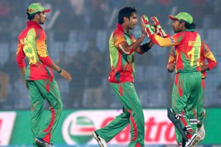 Bangladesh look at securing its spot in the main draw with a win against Hong Kong tomorrow. - ICC T20 News