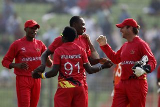 Zimbabwe only partially in control of its fate for a Super 10 spot, while UAE goes in with nothing to lose - ICC T20 News