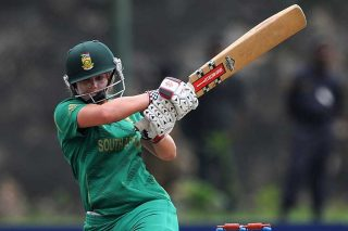 Dane Van Niekerk added 31 runs for the first wicket with Lizelle Lee. - ICC T20 News