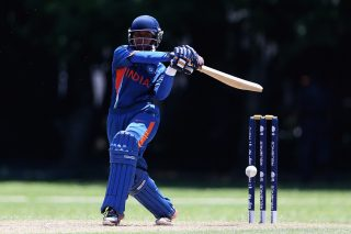 Poonam Raut scored an unbeaten 50. - ICC T20 News
