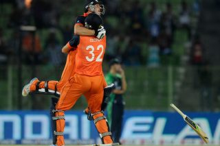 The Netherlands trumps Ireland to top Group B to progress to the main draw. - ICC T20 News