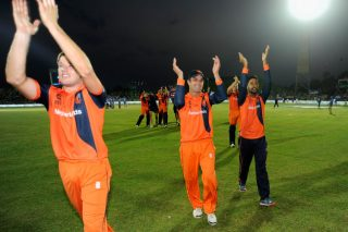 Netherlands captain Peter Borren said the team has proved what it is capable of by qualifying for the Super 10s. - ICC T20 News