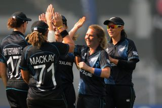 New Zealand women team. - ICC T20 News