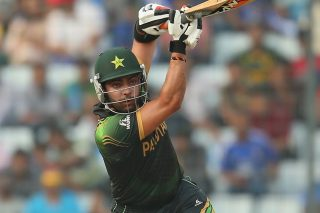 Umar Akmal was all silken grace, having the measure of the bowling right from ball one, as he scored a 54-ball 94 to help Pakistan register a 16-run win. - ICC T20 News