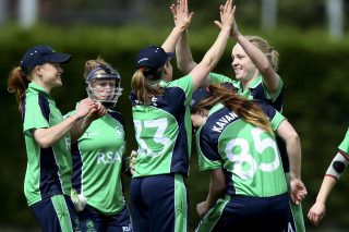 Ireland lost both its warm-up fixtures, but displayed promising signs with the bat. - ICC T20 News