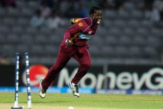 Deandra Dottin returned figures of 4 for 12. - ICC T20 News