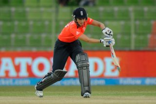 Charlotte Edwards in action. - ICC T20 News