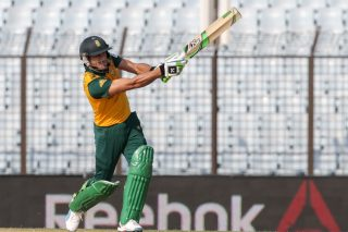 Du Plessis explained that the game plan was for the top order to put down a sound platform, allowing explosive batsmen to come in and do their thing in the back half. - ICC T20 News