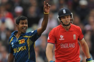 England take on Sri Lanka on Thursday (March 27). - ICC T20 News