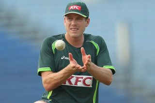 James Faulkner will likely feature in the playing XI against the West Indies on Friday.  - ICC T20 News
