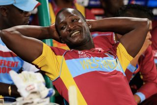 Darren Sammy said his team is not bothered by James Faulkner's verbal assault.  - ICC T20 News
