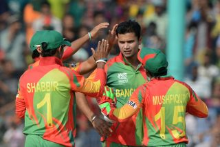 Mashrafe Mortaza stresses on the importance of a good start. - ICC T20 News